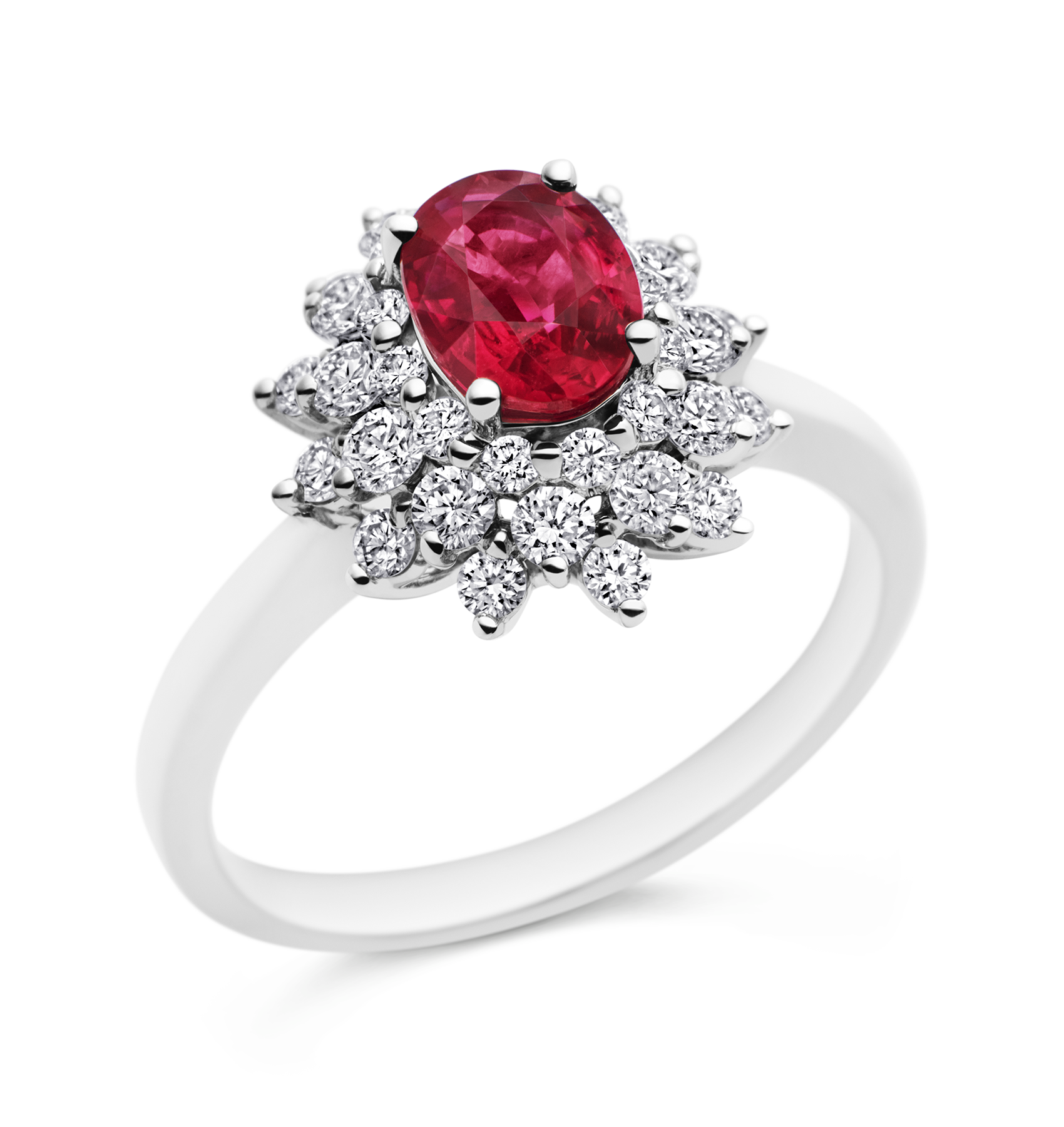 Photo of Ruby & Diamond Ring